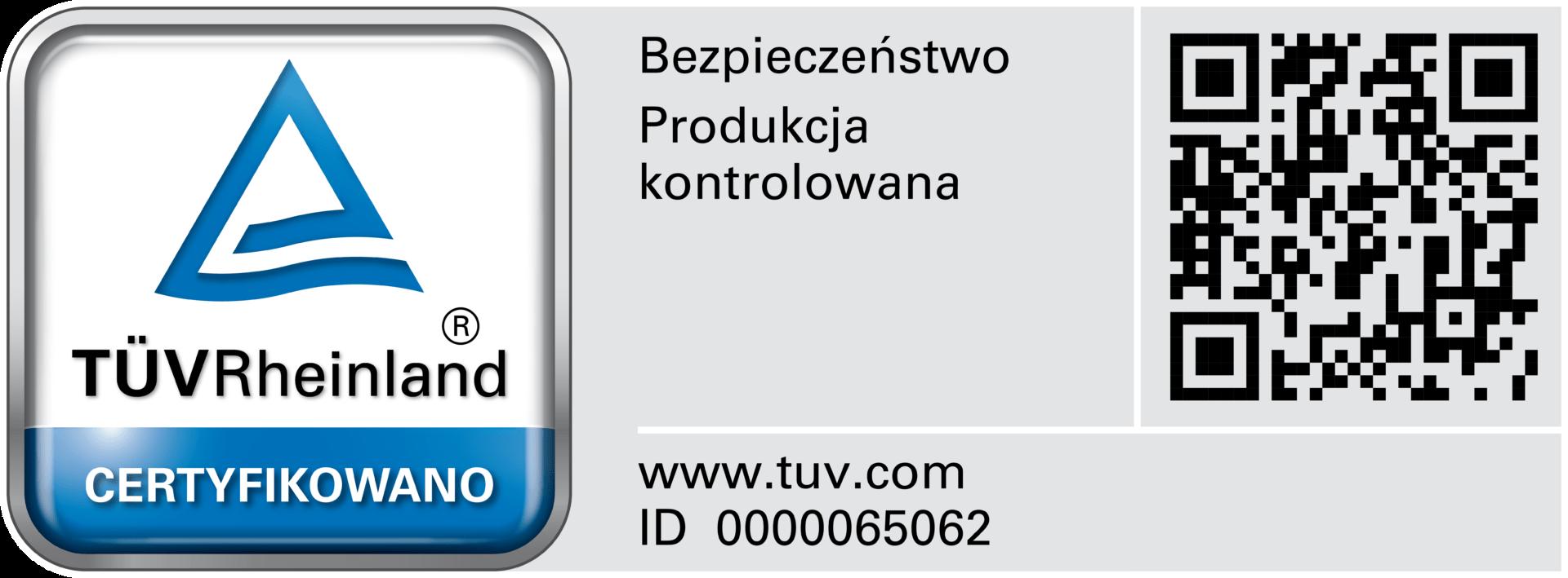 TR Testmark 0000065062 PL CMYK with QR Code hi res